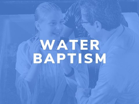 150- Water Baptism